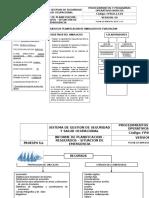 F435 Formato de Simulacro General