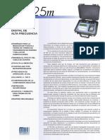 TM25m manual