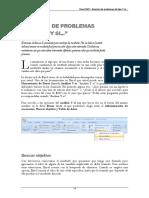 Excel 2007 - Solución de Problemas Del Tipo Y Si