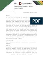 Cortometraje Independiente y Documental Estatal Durante El Gobierno de Onganía - Ramírez Llorens