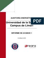 Auditoria Energética Limarí - Informe 1 - 20160513