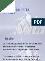 5615907 ESTILOS DE ARTES VISUAIS.ppt