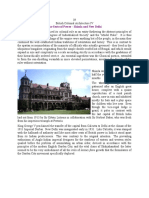 39 British Colonial Architecture IV - The Seats of Power - Shimla and New Delhi