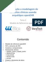 Curso de OpenEHR - Modelo de Referencia