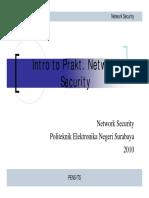 Intro Prakt Network Security