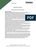21/07/16 Revisan aplicación del Fondo Minero -C.0716107