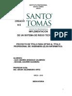 Proyecto de Titulo2016 - Riego Tecnificado