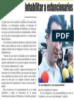 19-07-16 Busca Adrián inhabilitar a exfuncionarios