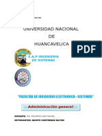 Admenistracion General Casos