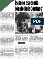 19-07-16 'Tardará más de lo esperado rehabilitación de Ruiz Cortines'
