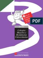 0203 Colegios Mayores Residencias Universitarias