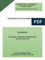 Internet (Herramientas de Navegación)