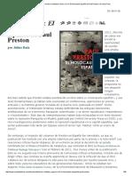 El Holocausto Español «Historia Militante y Guerra Civil_ El Holocausto Españolde Paul Preston» de Julius Ruiz