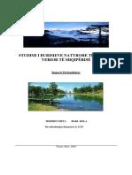 Burimet Natyrore Te Shqiperise Se Veriut