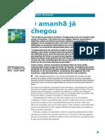 Hsm o Amanha Ja Chegou Por Peter Schwartz