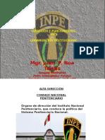 Dirección y Funciones Del Inpe