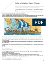 Booksfact.com-Ancient Maritime Shipping Amp Navigation History of Human Civilizations