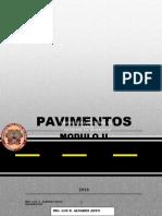 Modulo II Pavimentos