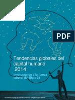 Tendencias Capital Humano 2014