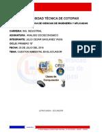 Evaluacion Final Gavilanes 1b Industrial