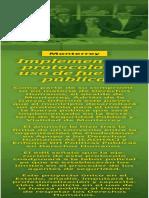 22-07-16 Implementan protocolo de uso de fuerza pública