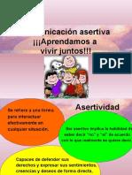 Actividad Nivel Basico. Comunicacion Efectiva