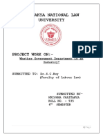 Labour Law Project
