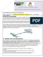 Plantilla Informe Electricidad Del Automovil Prueba