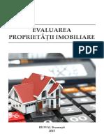 Evaluarea bunurilor imobiliare