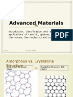 Advanced Materials material science