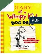 Diary of a Wimpy Kid Dog  Days.pdf