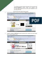 Memasukkan File PDF Ke Dalam Posting Blog