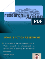 Action Research - 2016