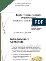 Teoria y Comportamiento Organizacional