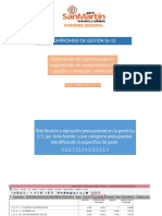 Compromisos de Gestión Nivel II FED - San Martin