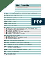 Linux CLI cheat-sheet