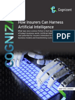 How Insurers Can Harness Artificial Intelligence