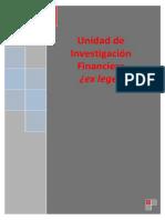 Unidad de Investigación Financiera - Ex Lege