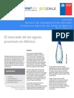 Aguas Premium 2012