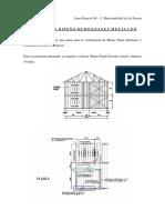 Pauta Para Diseño de Muros de Metalcon - Juan Esquivel