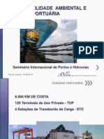 2.Sustentabilidade Ambiental e Atividade Portuária