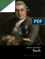 Brevarium Musicalis - Johann Christian Bach