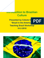 -Introduction to Brazilian Culture- A Powerpoint Presentation by Celeste Mann