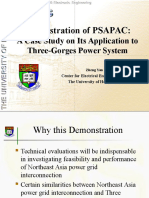 Demonstration of Psapac a Case Study on Its Application to Three Gorges Power 568a5bddf1769