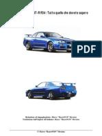Nissan Skyline GT-R R34 - Tutto Quello Che Dovete SapereITA