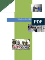 Delitos Contra El Patrimonio Por Distritos