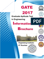 Brochure GATE 2017