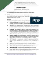 2 ESPECIFICACIONES TECNICAS  PLAZA QUIÑONES 0999-03-11.doc