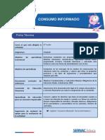 III° medio_Lenguaje_Consumo informado