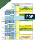 3. Plan Calendario General x Premedico